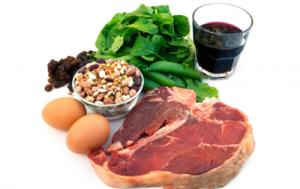 diet iron